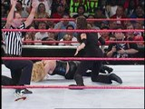 Stephanie McMahon and William Regal vs. Vince McMahon and Trish Stratus