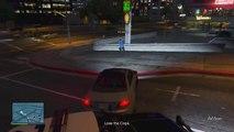 GTA 5 Online Funny Moments BMX Bike Fun, Wack a Bike Mini Game, Chipotle! (Gmod Transition