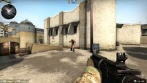 CS-GO M4A4 Weapon Guide (Counter Strike- Global Offensive)