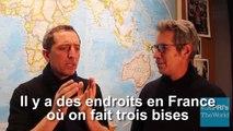 Gad Elmaleh explique aux Américains la gestuelle des Français