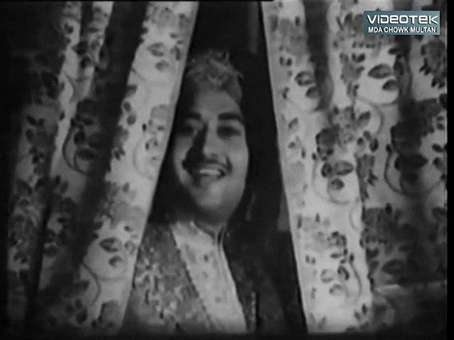 Zindagi Hay Ya Kisi Ka Intezar - Salma  - Original DvD B/W Gems  Vol. 1
