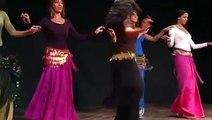 Cours de danse orientale Style Baladi (3/8) - Mouvements