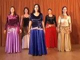 Cours de danse orientale intermédiaire (5/7) - La technique du Chameau