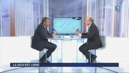 Lionnel Luca, invité de La Voix est Libre