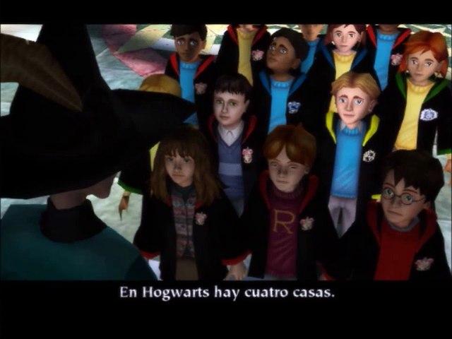 Harry Potter y la Piedra Filosofal Gameplay en Español - Capítulo 2