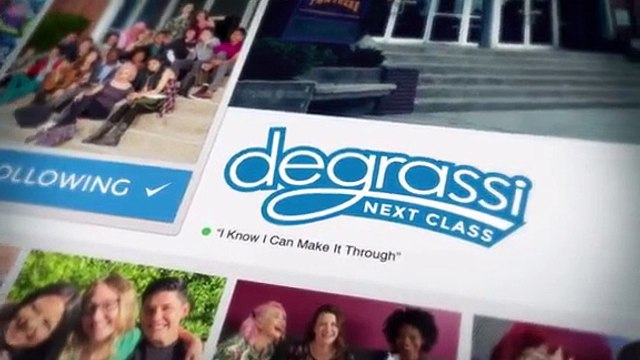 Degrassi Next Class Season 1 Episode 3 Full Episode - S01E03