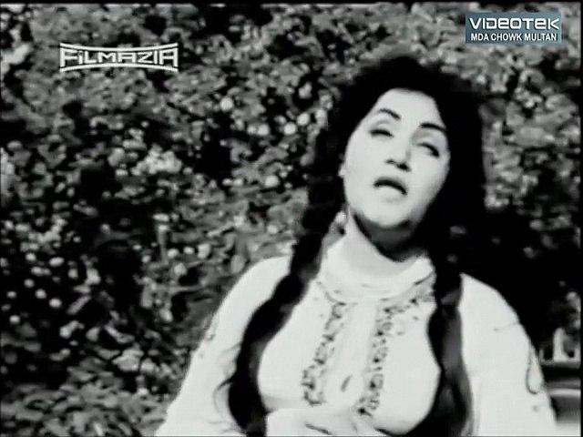 Bawari Chakori Karay - Anarkali  - Original DvD B/W Gems  Vol. 1