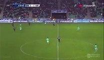 Benjamin Corgnet 2-1 - ASSE vs Ajaccio 21.01.2016 HD - Video Dailymotion
