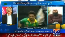 Mohammad Yousaf on Mohammad Amir