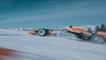 Duelo Red Bull F1 vs Aksel Lund Svindal en la nieve