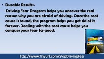 Rich Presta Driving Fear Program Reviews - The Driving Fear Program