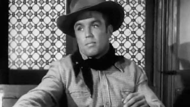 "1954 STORIES OF THE CENTURY - ""Billy the Kid"" - Jim Davis, Richard Jaeckel"