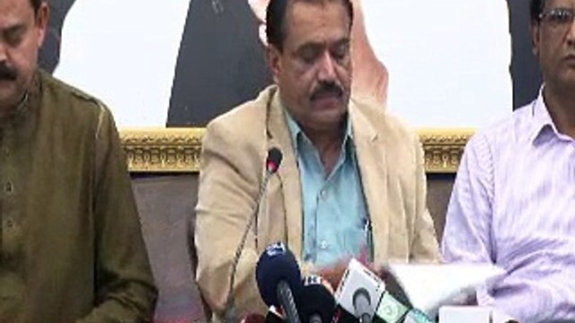 Ban on the speeches, news & photographs of Altaf Hussain is arbitrary & unconstitutional: MQM