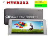 7 Mini Cheap Tablet pc Andriod 4.2 MTK8312 Dual Core 3G Phone call Dual SIM 4G GPS wifi buletooth GSM/WCDMA Flashlight-in Tablet PCs from Computer