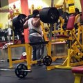 Fail Squats With Too Many Weights