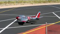 RC Large Scale F-8