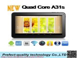 2014 New 10 inch Android 4.4 Tablet AllWinner A31s Quad core Tablet pc Bluetooth HDMI 1G RAM 16GB/8GB Dual Cameras Free Shipping-in Tablet PCs from Computer