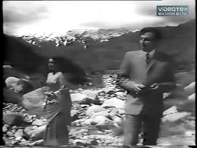 Hum Say Badal Gaya Woh (Mehdi Hassan) Dil-e-Betaab   - Original DvD B/W Gems  Vol. 1