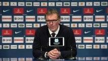 PSG-Angers : Laurent Blanc «Enormément de plaisir»