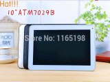 Big discount!!!10 inch Action 7029 Quad Core Android 4.4 Wifi  bluetooth 512MB/8GB Dual Cameras HDMI 5000mAh Android tablet pc-in Tablet PCs from Computer