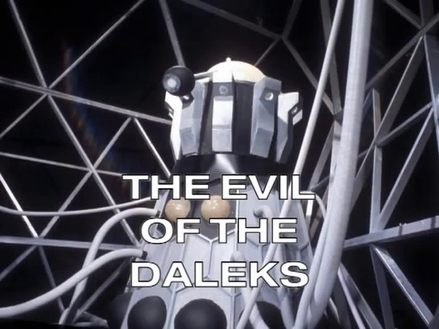 Loose Cannon The Evil of the Daleks Introduction Colin Baker & Sonny Caldinez LC31