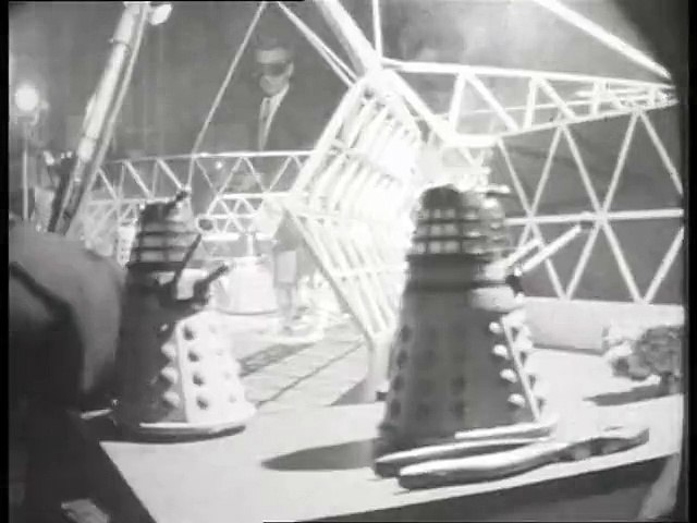 Loose Cannon The Evil of the Daleks Featurette LC31