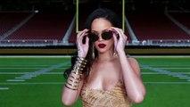 Rihanna's Super Bowl 2016 Promo Rihanna hakemlerin aklını başından alıyor