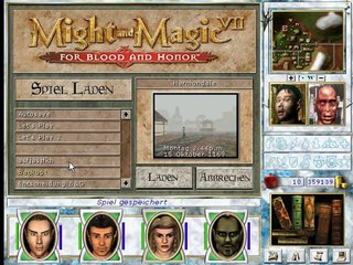 might and magic 7 for blood and honor gameplay