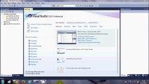 Visual Basic .NET Tutorial 1 - Downloading Visual Studio and