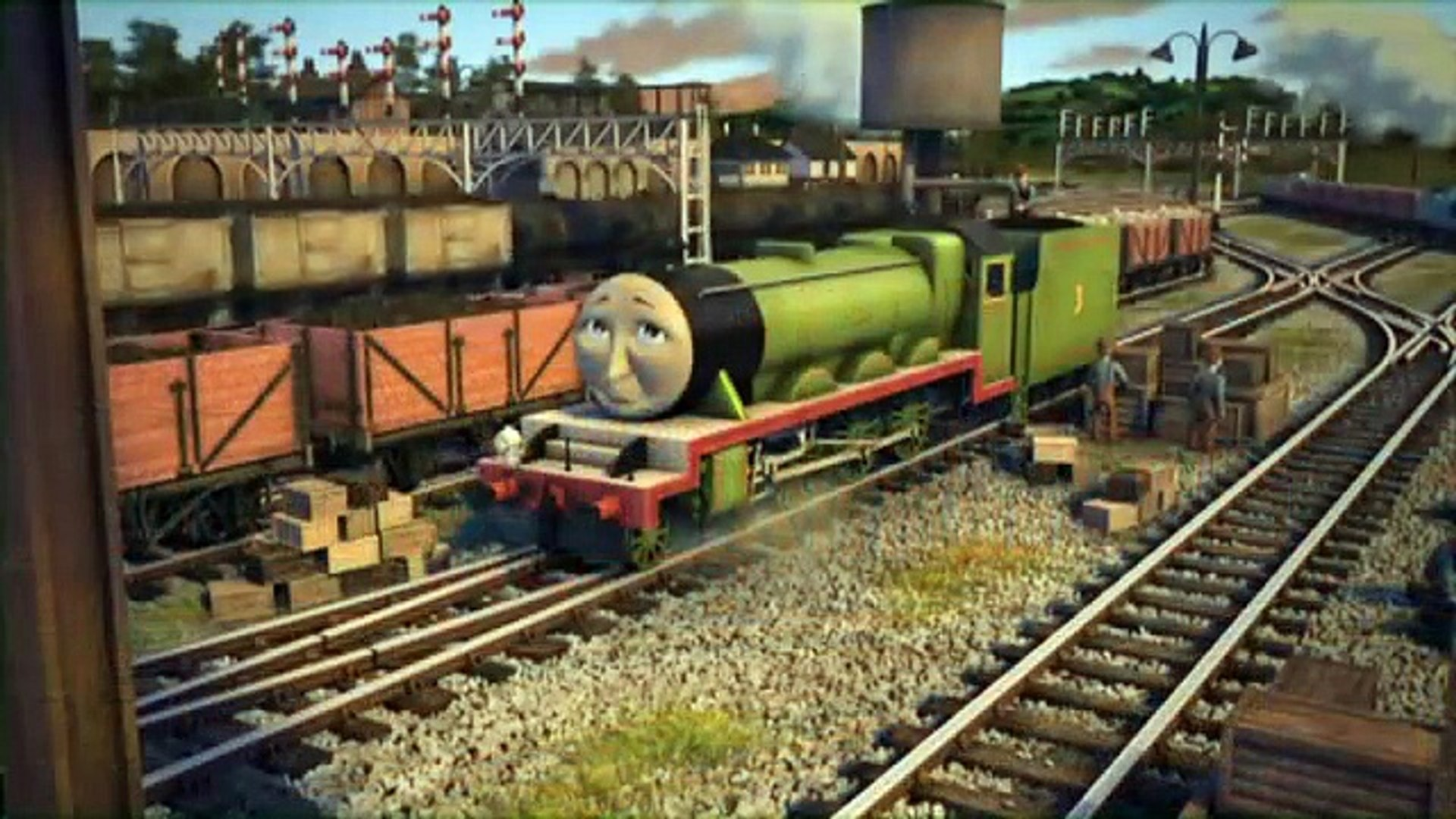 Thomas And Friends- The Adventure Begins Full Movie