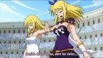 Fairy Tail Lucy urano metria 2