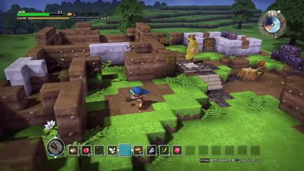 Japanese PS4 Demo ~ Part 2 de Dragon Quest Builders