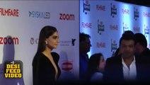 Sonam Kapoor at 61st Filmfare Awards 2016   Bollywood Filmfare Awards 2016