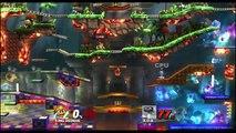 King Dedede Vs R.O.B. - Super Smash Bros For Wii U Gameplay