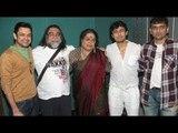 Usha Uthup, Sonu Nigam @ Gaurang Doshi's Anniversary Music Recording