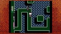 Sewer Maze NES Games - S2E3 BLASTER MASTER LP gameplay