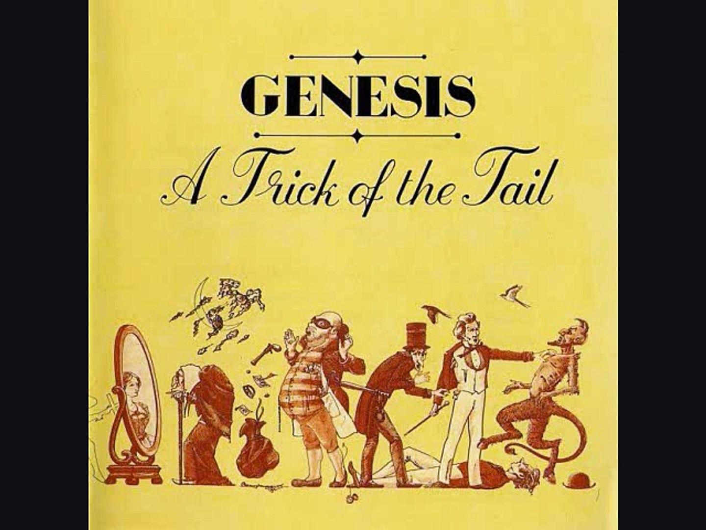 Genesis - Squonk (Vocals Only)