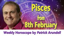 Pisces Weekly Horoscope from 8th February 2016