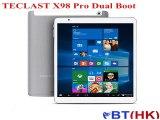 Teclast X98 PRO Tablet PC 9.72048*1536 Windows 10+Android 5.1 Intel Atom Cherry Trail Z8500 Quad Core 4GB RAM 64GB ROM OTG HDMI-in Tablet PCs from Computer