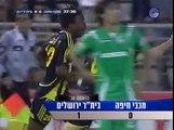 2007-2008 מכבי חיפה - בית-ר ירושלים - מחזור 23 - YouTube