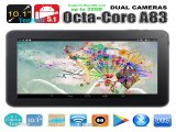 Cheapest 10 inch A83T Octa Core Tablet PC 2GB RAM 32GB ROM Android 5.1 OS Tablet PC with HDMI Bluetooth Dual Cameras OTG-in Tablet PCs from Computer