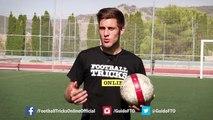 Captura de rodilla - Freestyle Football Skills y Trucos de Fútbol 11, Fútbol sala e indoor Soccer