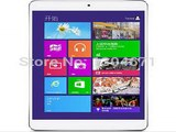New arrival 7.9 inch Tablet PC Teclast X89 HD genuine WIN8 64 bit Intel Quad Core 2G/32GB retinal screen 6000mAh large batteries-in Tablet PCs from Computer