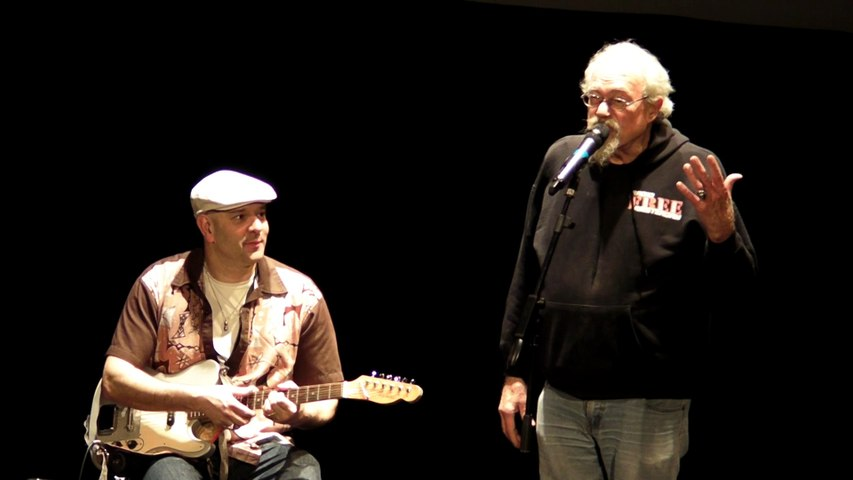 John Sinclair at Detroit Boom Boom, Lille Jan17, 2016
