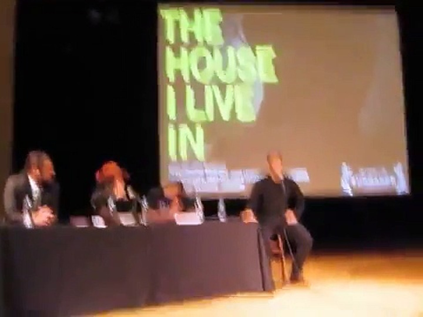 WMAAH 01/30/2014: Rakiba Brown comments on documentary (The House I Live In) and War on Drugs