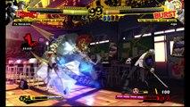 Persona 4 Arena - ✪ Yu Narukami ✪   Story Mode   Part 6   [Full HD]