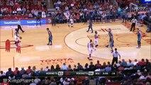 James Harden Breaks Jeremy Lins Ankles   Hornets vs Rockets   Dec 21, 2015   NBA 2015-16 Season