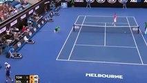 Bernard Tomic vs Simone Bolelli ~ Australian Open 2015 tennis highlights (Latest Sport)