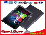 Original Bben T10 10 tablet pc tablet windows 8.1 tablet 3G WCDMA  branded  windows tablet pc wifi HDMI bluetooth-in Tablet PCs from Computer