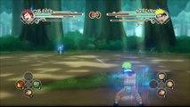 Naruto Shippuden: Ultimate Ninja Storm Generations [HD] - Gaara Vs Young Naruto